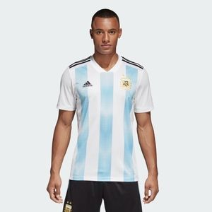 Adidas Men's Argentina Home Jersey World Cup NWT